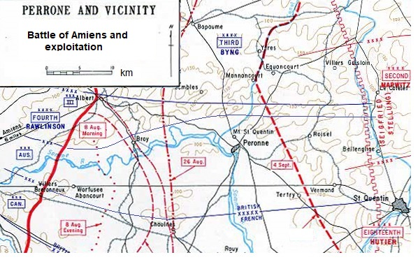 Advance to the Somme