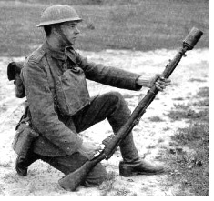 a rifle granadier