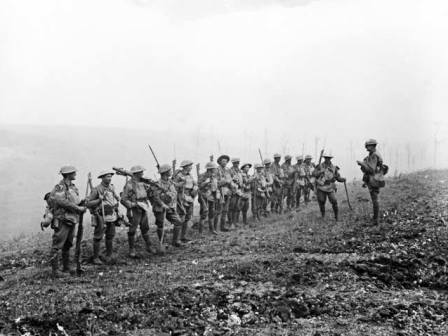 Assembling for the attack