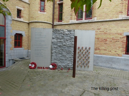 The Killing Post Poperinge