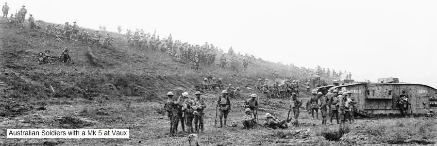 Australians with a Mk 5 Star
