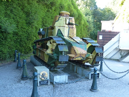 At the Glade of the Armistice