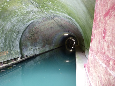 Riqueval Tunnel