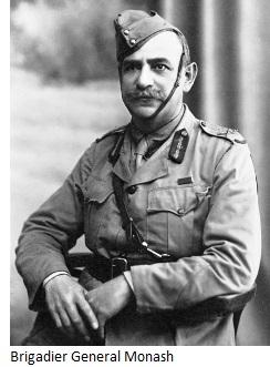 Brigadier General Monash