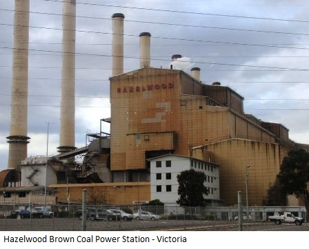 Brown Coal Power