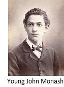 Young John Monash
